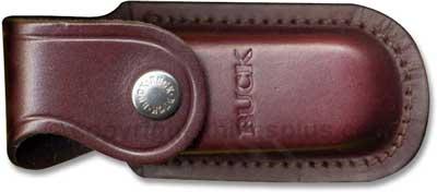 Buck Folding Alpha Hunter Knife Sheath Leather Bu 276s
