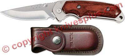 Buck Folding Alpha Hunter S30v Bu 277rws1