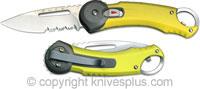 Buck Knives Buck Redpoint Knife, Yellow, BU-750YWX