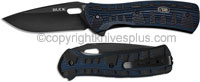 Buck Knives Buck Vantage Force Knife, Pro, BU-847BLS