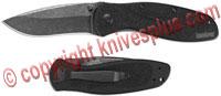 Kershaw Blur, BlackWash, KE-1670BW