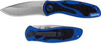 Kershaw Blur, Blue Stone Wash, KE-1670NBSW