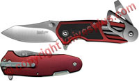 Kershaw Funxion DIY, Red