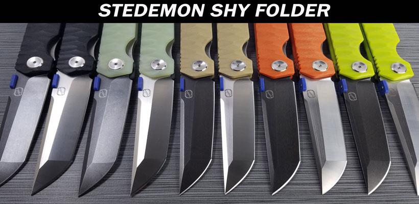 Stedemon Knife Company SHY