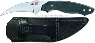 Al Mar Knives: Al Mar Backup Knife, Hawkbill, AL-BU22