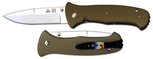 Al Mar SERE 2000 Knife, Olive Drab, AL-S2KOD
