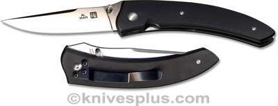 Al Mar Shrike Knife SKE2G - DISCONTINUED ITEM - OLD NEW STOCK - BNIB - SERIAL NUMBERED - MADE IN JAPAN