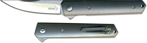 Boker Kwaiken Mini Titan Knife, BK-01BO290
