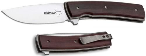 Boker Plus FR Flipper Folder, Cocobolo, 01BO744