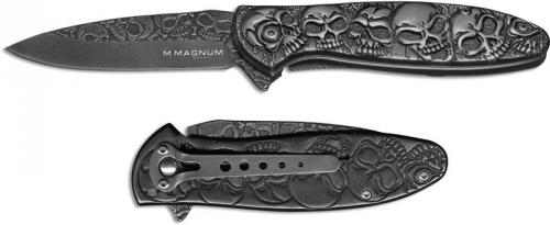 Boker Magnum Dia De Los Muertos Knife, BK-01SC519N