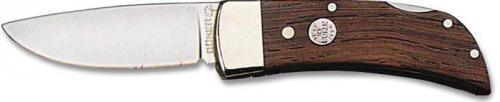 Boker Knives: Boker Lock Blade Gent's Knife, Rosewood, BK-1004