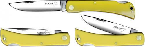 Boker Rangebuster Knife, BK-1999YLK