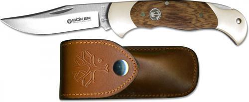 Boker Lock Blade Hunter, Rosewood, BK-2002