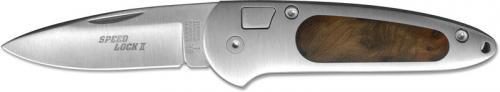 Boker Speed Lock II, Thuya Wood, BK-7103