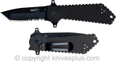 Boker Knives: Boker Armed Forces Tanto Folder I Knife, BK-BO112