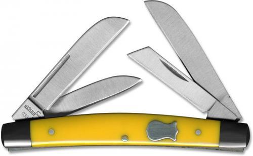 Boker Knives: Boker Congress Knife, Yellow, BK-BO214Y