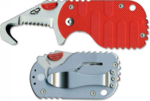 Boker Knives: Boker Rescom Knife, Red, BK-BO584