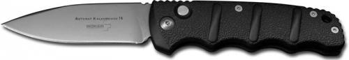 Boker Knives: Boker AK 74 Knife, Black Handle, BK-KALS74