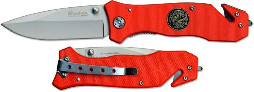 Boker Knives: Boker Fire Department Rescue Knife, BK-MB366