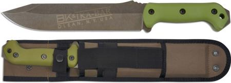 Becker Combat Bowie Knife, Clear Coat, BKT-39