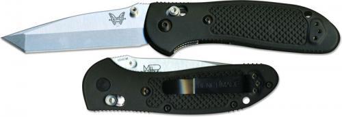 Benchmade Knives: Benchmade Griptilian Tanto, BM-553