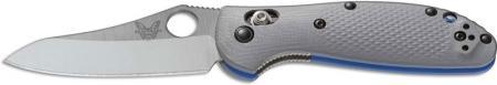 Benchmade 555-1 G10 Mini Griptilian Knife, Sheepfoot, BM-5551