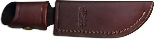 Buck Skinner Knife Sheath Only, Burgundy Leather, BU-103BRS