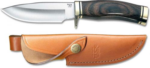 Buck Knives: Buck Vanguard Knife, BU-192BR