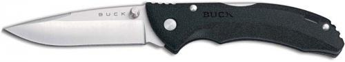 Buck Knives: Buck Bantam BBW Knife, BU-284BK
