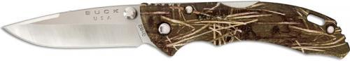 Buck Bantam BBW, Muddy Water Camo, BU-284CMS32