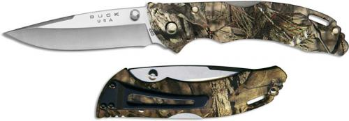 Buck Bantam BLW, Mossy Oak Country Camo, BU-285CMS24