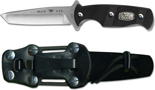 Buck Ops Boot Knife, BU-616BKS