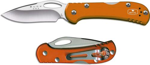 Buck Mini SpitFire, Orange, BU-726ORS