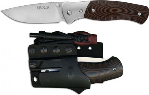 Buck Folding Selkirk Knife, BU-836BRS