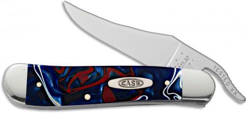 Case RussLock Knife, Kirinite Patriot, CA-11207