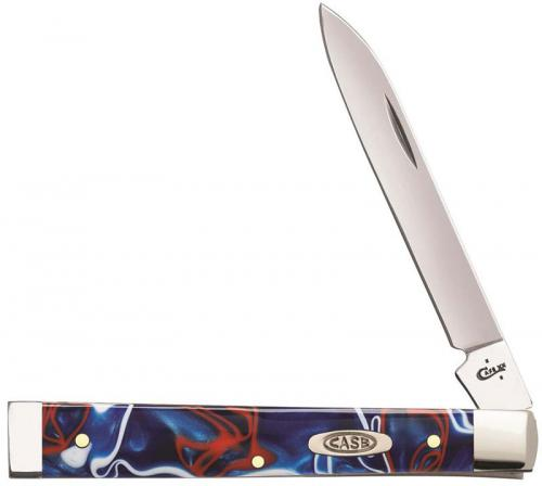 Case Doctor's Knife 11215 Kirinite Patriot 10185SS