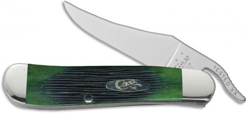 Case RussLock 25781 Knife Kentucky Bluegrass Bone 61953LSS
