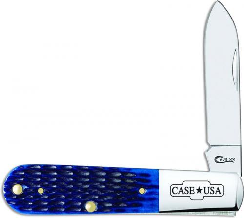 Case Barlow Knife 02867 Blue Bone 61009SS