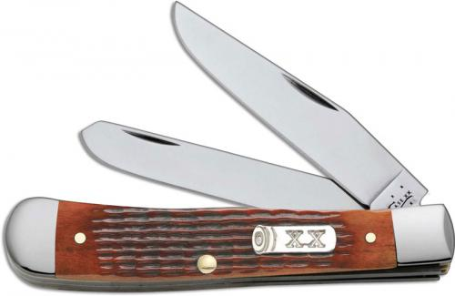 Case Trapper Knife, Autumn Harvest Bone, CA-33501