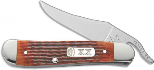 Case RussLock Knife, Autumn Harvest Bone, CA-33502