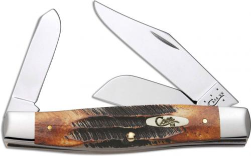 Case Large Stockman Knife, BoneStag, CA-3493
