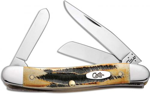 Case Medium Stockman Knife, BoneStag, CA-3578