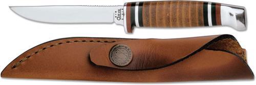 Case Knives: Case Hunting Knife, 3 1/8
