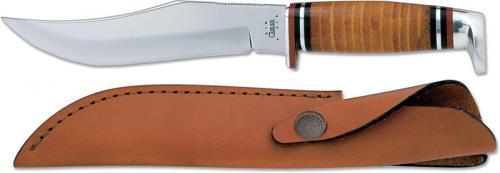 Case Knives: Case Hunting Knife, 6