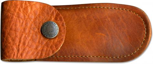 Case Knives: Case Soft Leather Sheath, CA-50003