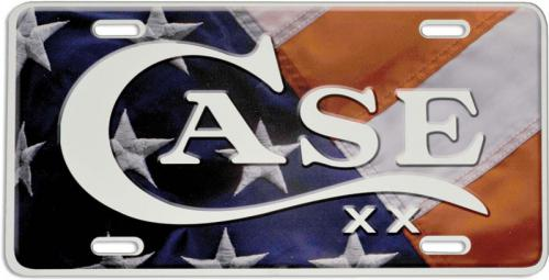 Case USA License Plate, CA-50128