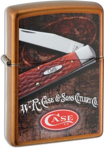 Case Zippo Lighter, Case Cool, CA-50159