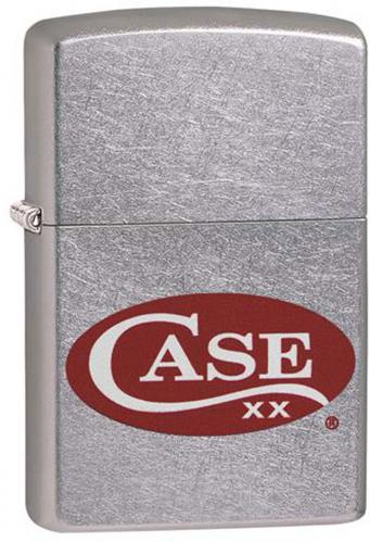 Case 52470 Zippo Lighter with Red Case Logo