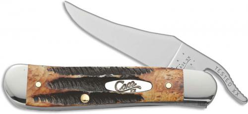Case RussLock Knife, BoneStag, CA-65303