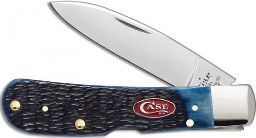 Case Tribal Lock 07065 Rogers Jig Navy Blue Bone TB612010LSS